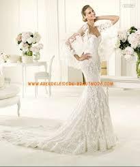 brautkleider mit langer schleppe und schleier 2013 luxuriöse brautkleider mit spitze meerjungfrau mit schleier