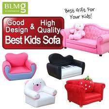 Toddler Armchair Qoo10 Blmg Sg Best Kids Sofa Series Baby Sofa Kids Furniture