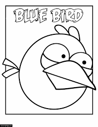 100 ideas angry birds coloring pages big red bird on