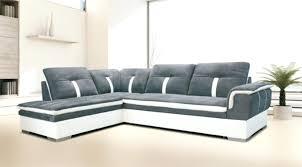 canape angles canape d angle blanc gris meublesline canapac dangle en u dante 6