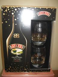 baileys gift set with glasses 750ml joe canal s