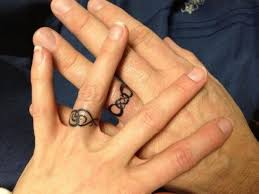 wedding ring tattoos designs wedding tattoo design images free