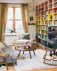 Bookshelves Nyc by New York City Apartment Tour A Cup Of Jo