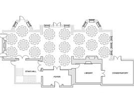 party floor plan seating plans graydon hall manor toronto wedding and event venue
