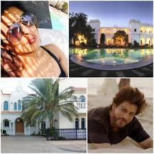 shah rukh khan to priyanka chopra the holiday homes of these
