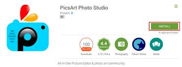 picsart photo editor apk pic clipground