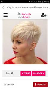 52 best kapsels images on pinterest short hair hairstyles and