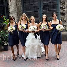 share your navy blue bridesmaid dresses and or bouquets weddingbee