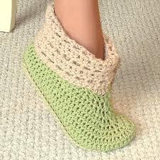 womens slipper boots size 12 free crochet patterns to print crochet pattern cuffed boots