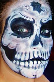 Skeleton Face Paint For Halloween by 137 Best Face Art And Fun Images On Pinterest Face Art Costume