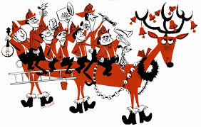 ward kimball s drawing of the firehouse five plus two