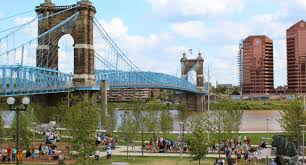 cincinnati ohio museums festivals and riverfront attractions