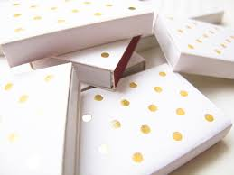 wedding favor matches polka dot matchboxes personalized foil matches