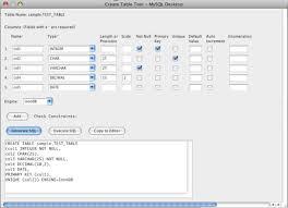 Copy Table Mysql Create Table