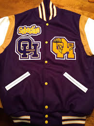 oak harbor letterman jacket patch with free number stitching