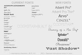 the support pros fonts