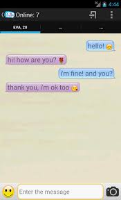 random chat app for android 4chat random dating chat 1 5 7 apk android social apps