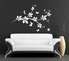 wall art decals for fill the blank spaces wedgelog design image of vinyl wall art decals