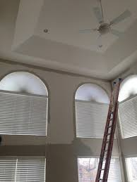 should i paint my ceiling white should i paint tray ceiling