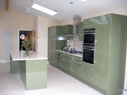 high gloss paint kitchen cabinets captivating blue gloss kitchen cabinets gallery best idea home