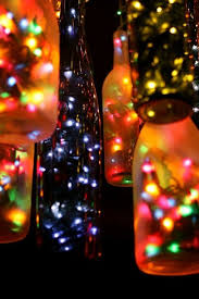 lights made out of wine bottles outdoor chandelier made of beer and wine bottles and christmas