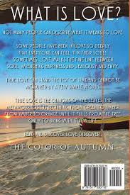 the color of autumn randolph j giles 9781517530716 amazon com
