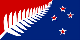 Blue White Red White Blue Flag Your Nz Flag Choices Your Nz