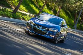 nissan maxima high mileage 2016 nissan maxima first drive review motor trend