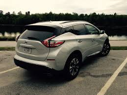 nissan murano good or bad on the road review nissan murano sv the ellsworth americanthe