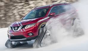 nissan rogue in australia nissan rogue warrior unveiled a winter ready x trail