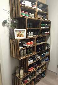 Ideas For Shoe Storage In Entryway Best 25 Closet Shoe Storage Ideas On Pinterest Shoe Rack