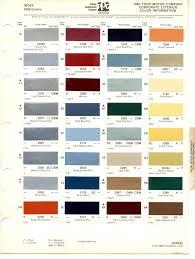 chart dupont imron elite color chart