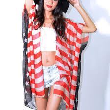 American Flag Cardigan Gab U0026 Kate American Flag Kimono From Mixology Want It