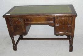 antiques atlas oak old charm desk