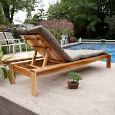 In Pool Chaise Lounge Build Your Own Outdoor Chaise Lounge Chaise U0026 Lounge Tip Junkie