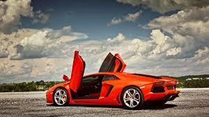Lamborghini Murcielago Orange - automobiles cars italian lamborghini murcielago lp640 luxury sport