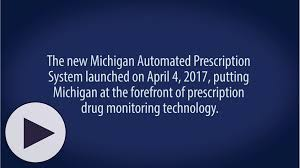 Maps Michigan Login by Pmp Awarxe Appriss Health
