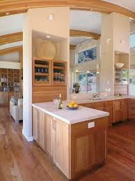 Light Cherry Houzz - Light cherry kitchen cabinets