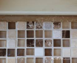 Kitchen Tile Backsplash DoItYourself Artsy Chicks Rule - Tile backsplash diy