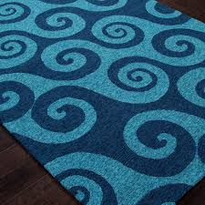 Aqua Outdoor Rug Jaipur Rugs Coastal Wave Hello 2 X 3 Indoor Outdoor Rug Aqua