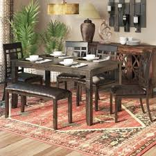 How To Set A Dining Room Table Bench Kitchen Dining Room Sets You Ll Wayfair