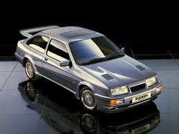 ford sierra 2 0 1986 auto images and specification