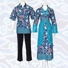 gambar model baju batik modern baju batik muslim modern terbaru