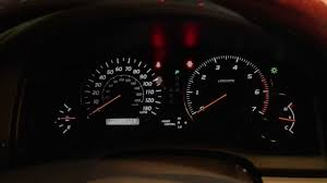 lexus gx470 years lexus gx470 gauges problem youtube