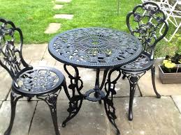Wrought Iron Bistro Table Wrought Iron Bistro Set Wrought Iron Bistro Table For Appealing