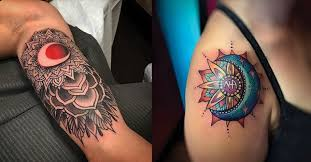 inspiring mandala tattoo designs magical motifs and their meaning