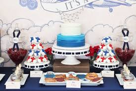 airplane baby shower classic airplane baby shower baby shower ideas themes