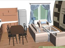 how to decorate an apartment one room apartment interior design