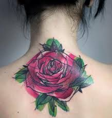 permawkward watercolor floral tattoos so amazing source