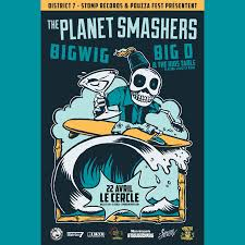 complet the planet smashers bigwig big d and the kids table